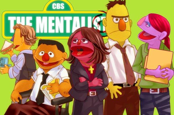 Sesame Street Mentalist !