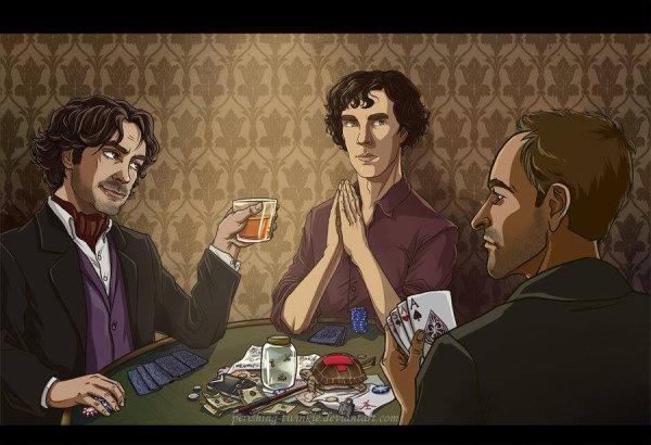 Nos Sherlock Holmes préférés réunis !