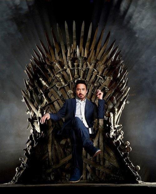 Stark est finalement le roi