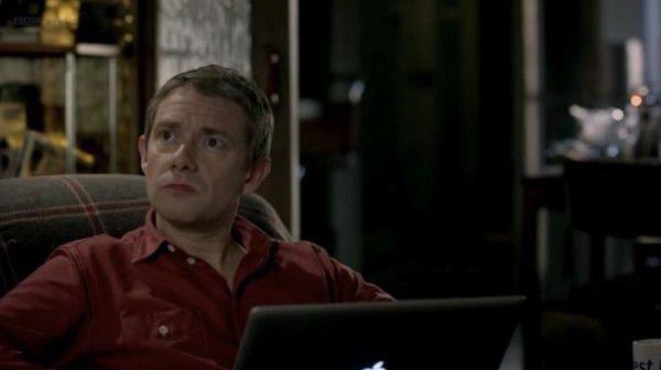 """Sherlock, John, Jim, Molly et Irène dans """"Questions pour un champion"""" (Partie 1)"""