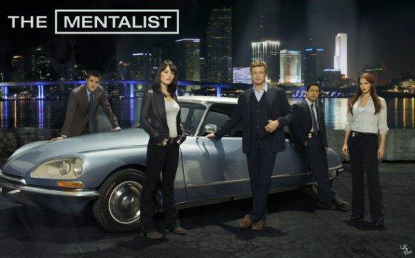CBS renouvelle The Mentalist et annule 5 séries !!!