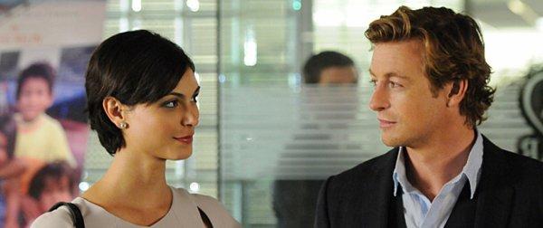 Mentalist saison 7 : Erica Flynn (Morena Baccarin) de retour