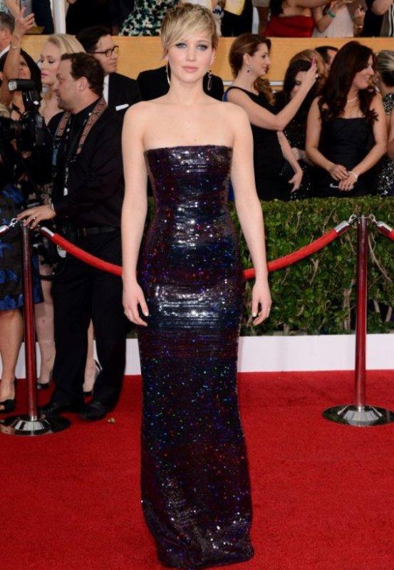 Jennifer Lawrence, Kate Upton.. Des photos nues publiées après un hack massif