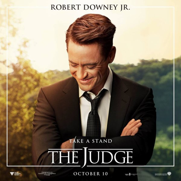Affiche de The Judge avec Robert Downey Jr