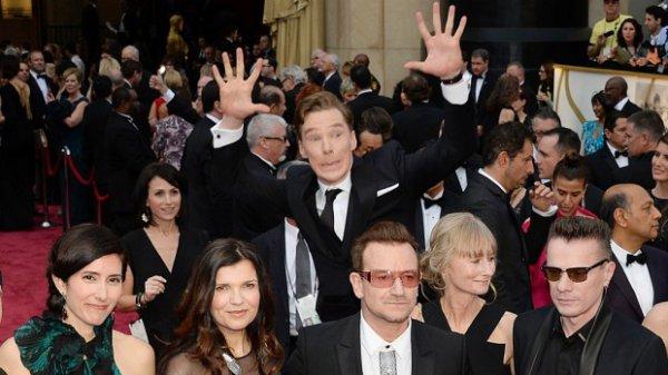 Benedict Cumberbatch revient sur sa folle nuit des Oscars