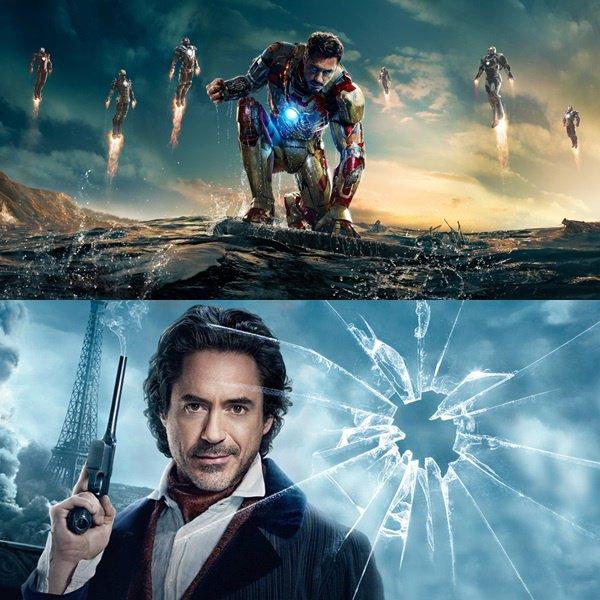 Robert Downey Jr confirme Iron Man 4, Sherlock Holmes 3... et une apparition dans Agents of SHIELD ?