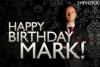 Mark fête aujourd'hui son 48ème anniversaire ! #Sherlock