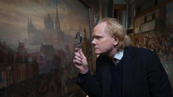 Sherlock Holmes au Museum of London