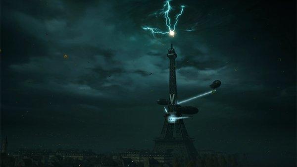 Assassin's Creed Unity : une faille temporelle propulse Arno dans le futur