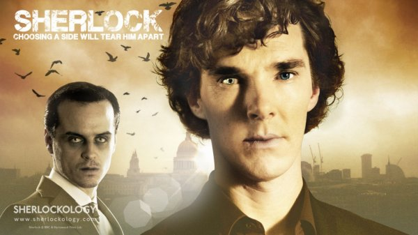 Happy Halloween avec Sherlock !