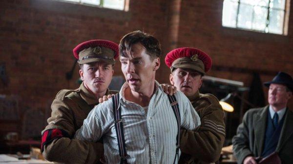 Benedict Cumberbatch, oscar de l'agenda le plus chargé !