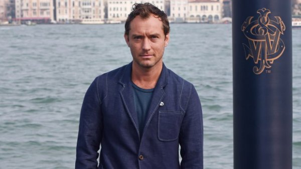Jude Law dans le film Black Sea