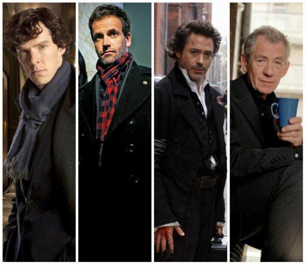 Sherlock Holmes sera adapté à Broadway