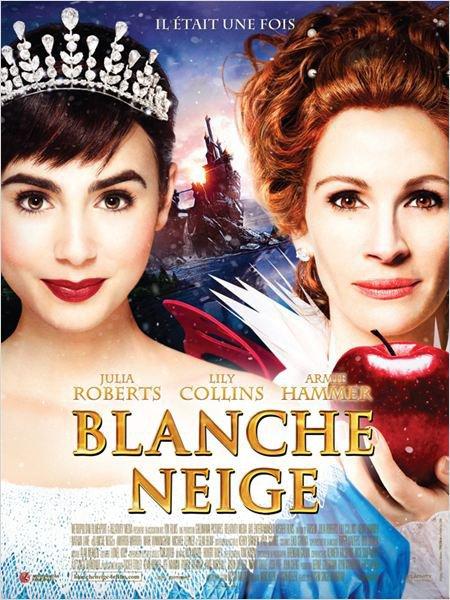 Rubrique CinéCoupDeCoeur : Blanche Neige (2012)