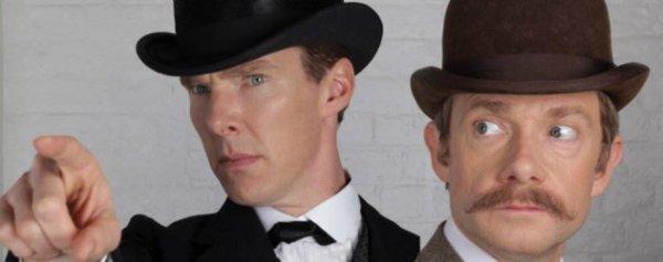 Martin Freeman révèle enfin pourquoi Sherlock prend autant de temps pour revenir