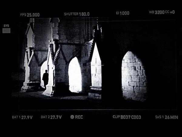 Des photos poétiques de l'épisode spécial Noël de Sherlock