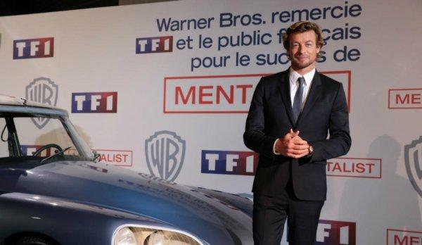 Mentalist : Simon Baker offre sa DS à TF1