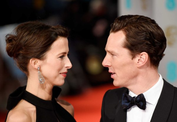Benedict Cumberbatch s'est marié (pour celles et ceux qui ne le savaient pas encore)