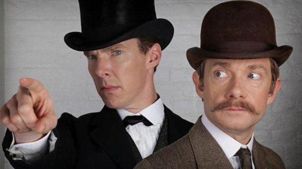 Sherlock remonte le temps