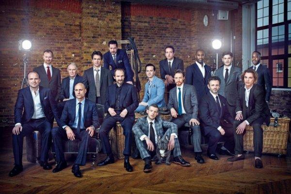 Qui sera capable de reconnaître (presque) tous ces beaux mecs ?