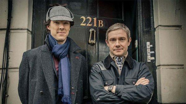 Sherlock… L'Holmes des temps modernes débarque ce soir sur La Deux (Belgique) !