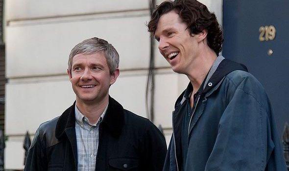 Benedict Cumberbatch et Martin Freeman encore récompensés