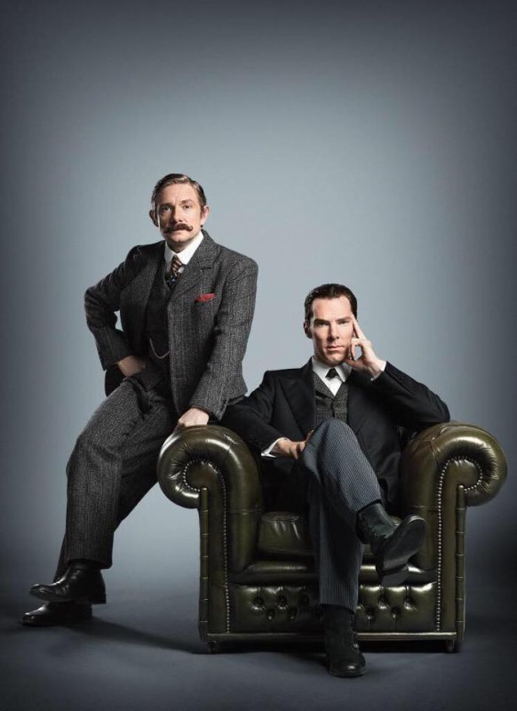 They're coming back... #Sherlock #221Back