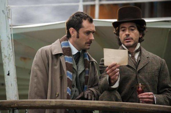 Sherlock Holmes 3 en court d'écriture !