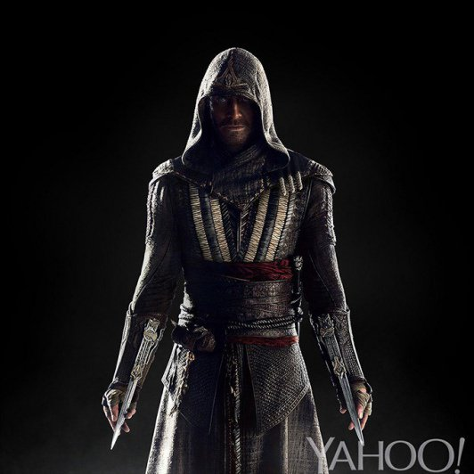 Assassin's Creed : première photo de Michael Fassbender dans son costume !