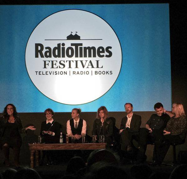 "Panel ""The Women of Sherlock"" au Radio Times Festival"
