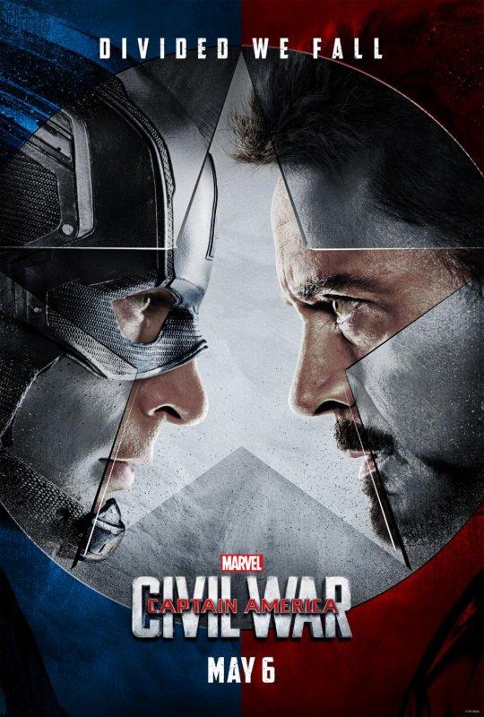 Captain America 3 : Iron Man se prend une raclée dans le trailer de Civil War