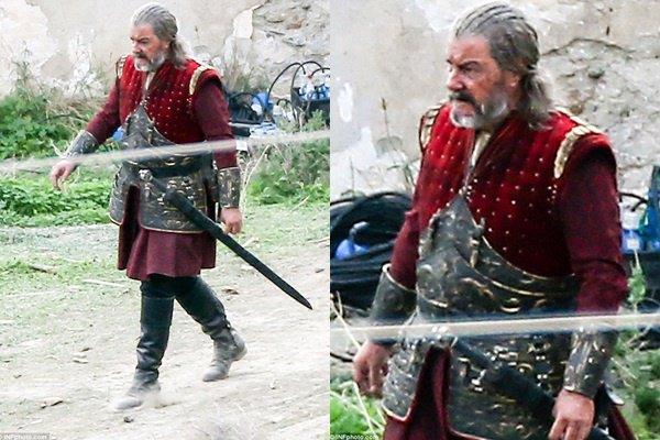 Des photos du tournage du film Assassin's Creed en Espagne