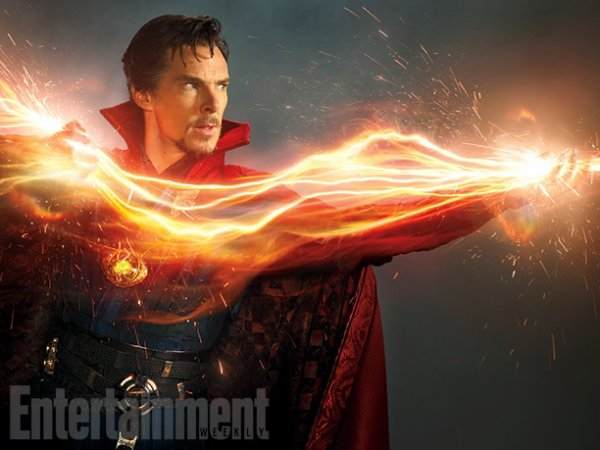 BC BG (Benedict Cumberbatch Beau Gosse) : Doctor Strange