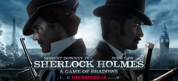 Robert Downey Jr : Sherlock Holmes 3 bientôt en tournage !