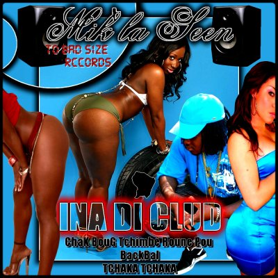 TO BAD SIZE / Ina Di Dance_ (2011)