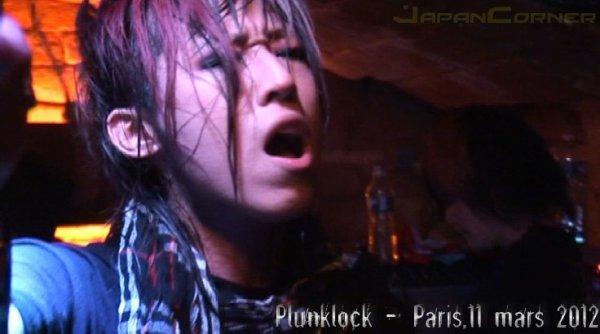 Plunklock live videos