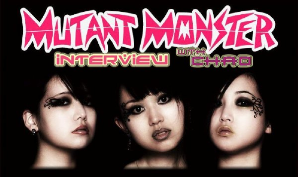Mutant Monster - Interview - mars 2013;