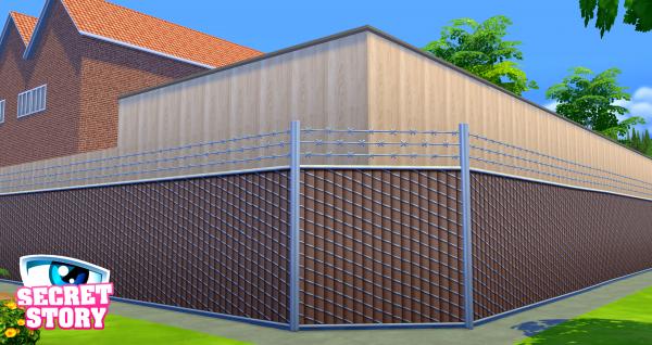 La maison en construction !