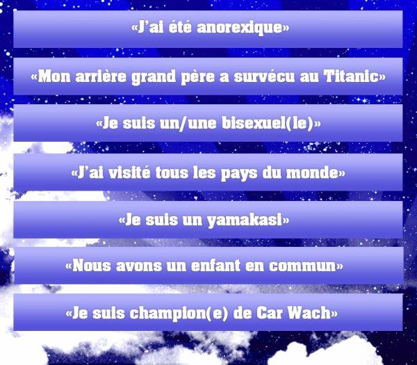 Soirée Live n°1 - (Partie 1)