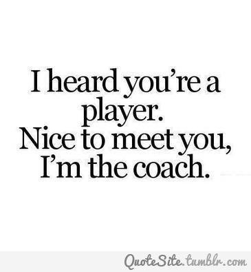 #Player&Coach.