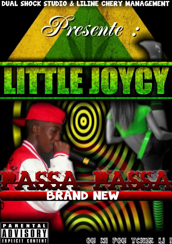 LITTLE JOYCY -•Passa Passa•- [Dual Shock Studio]•(BRAND NEW 2012) (2012)