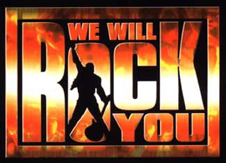Instrumental / We will Rock You Intrumental (2011)