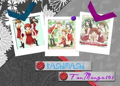 Kashimashi!