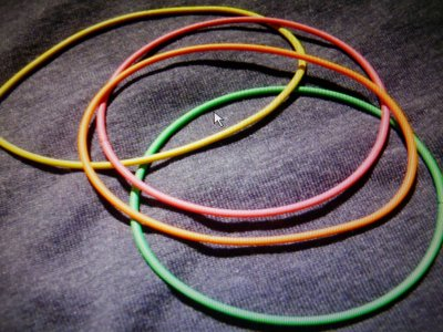 Bracelets en métal TU