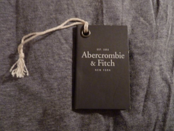 Carte Abercrombie & Fitch