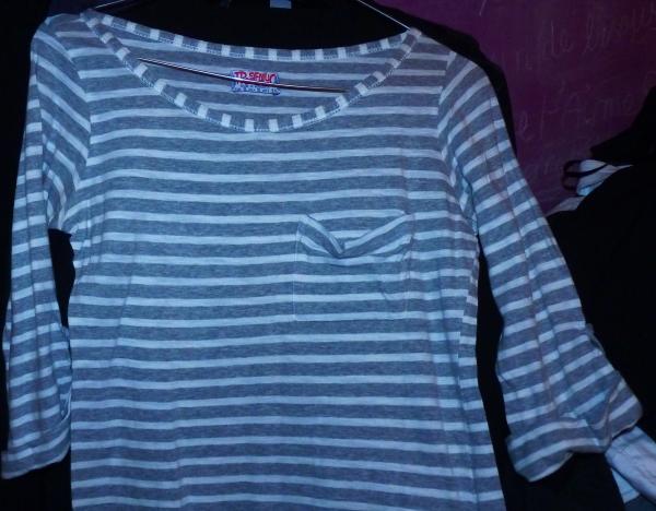 T shirt mariniere ZARA