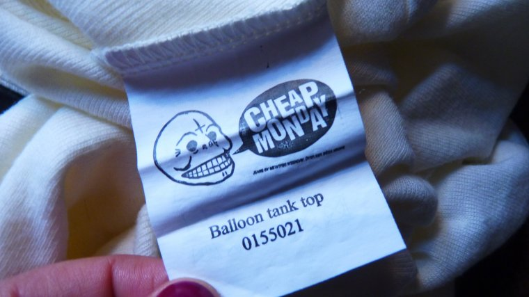 Deabrdeur CHEAP MONDAY NEUF