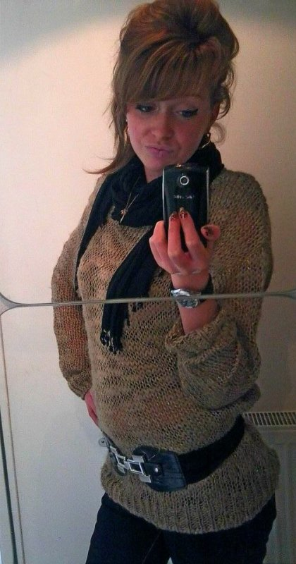 Hey Sherri Dire Que Je Suis Moche Ne Te Rendra Pas Plus Belle !!
