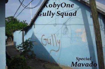 Gully Squad  / KobyOne - Man A General ( Promo Mavado Gully Squad ) .mp3 (2011)