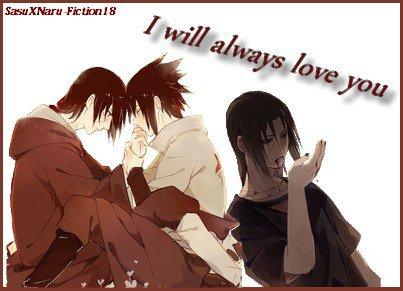 Photo montage Itachi & Sasuke ♥